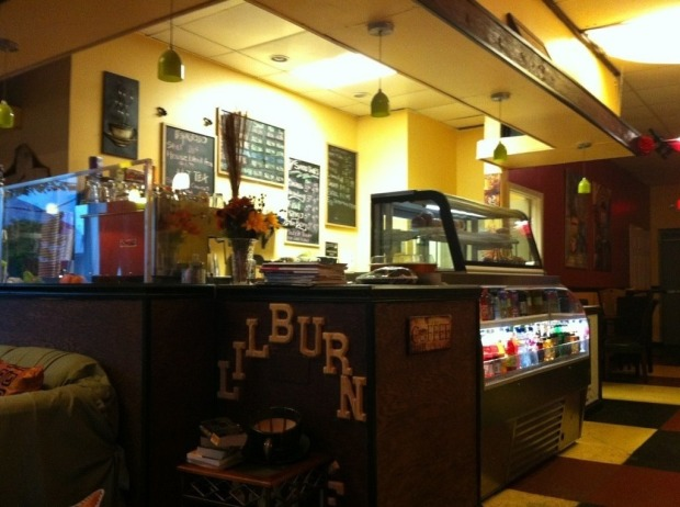 Lilburn Cafe Counter